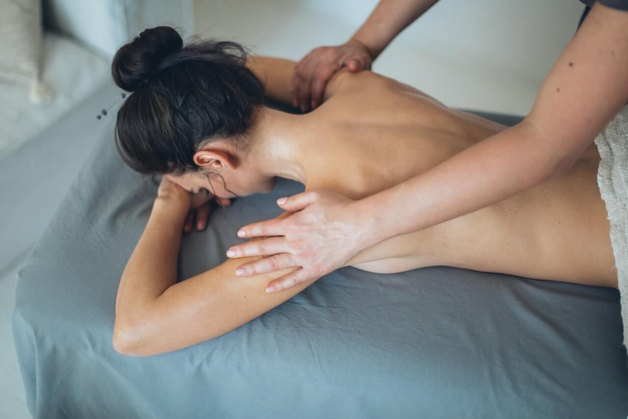 ¿Qué es la terapia de masaje?